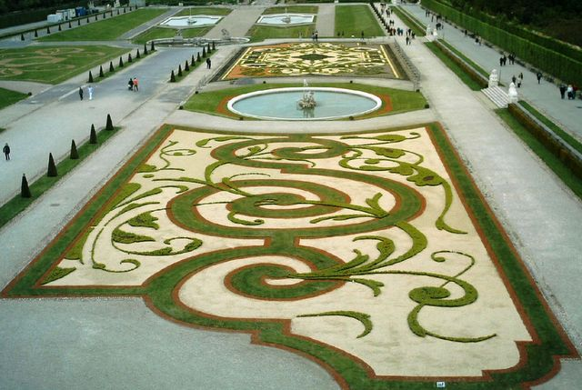 Belvedere_Palace's_Gardens