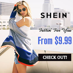 SheIn -Your Online Fashion Hoodie Sweatshirts